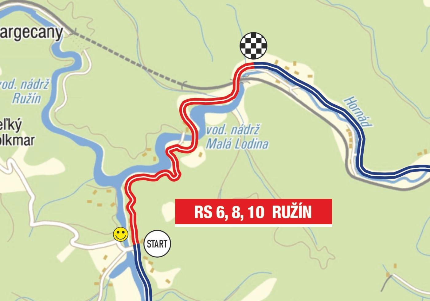 RS Ružín