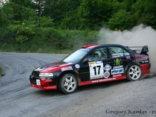 Rally Košice 2005