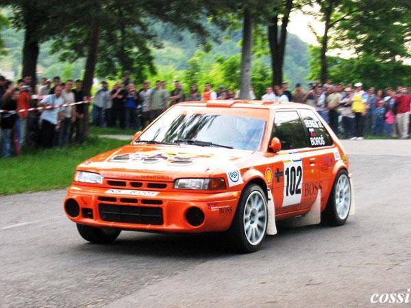 Rally Košice 2004